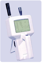 Cleanroom meetapparatuur particle counter handheld